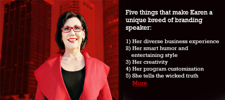 Five things about Karen Post
