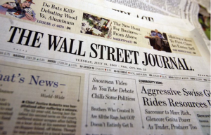 Wall Street Journal coverage, Branding Diva
