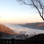 Smoky mountains vs branding, writing, thinking, creating