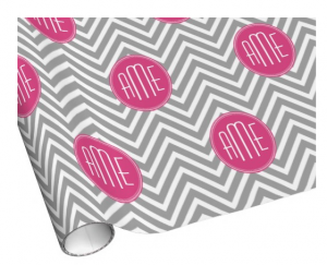 Branded wrapping paper