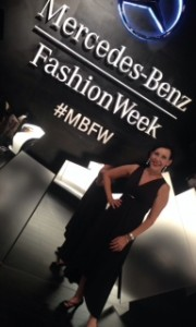 Fashion Week branding
