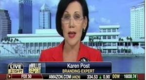 Karen Post, brands going away