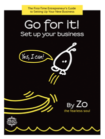Go for it! Set up your business